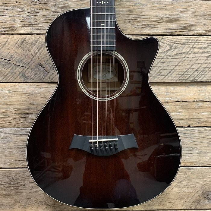 Used Taylor 562CE 12 Fret, 12 String with case