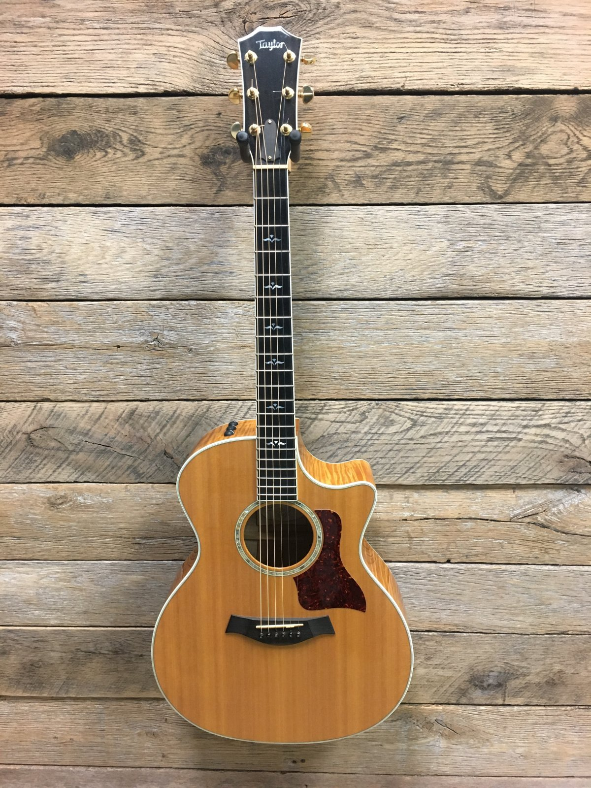 Used Taylor 614CE with case 2003