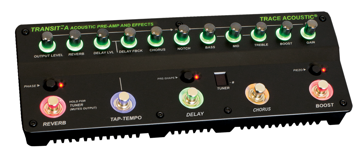 Trace Elliot Transit-A Acoustic Pre-Amp And Effects