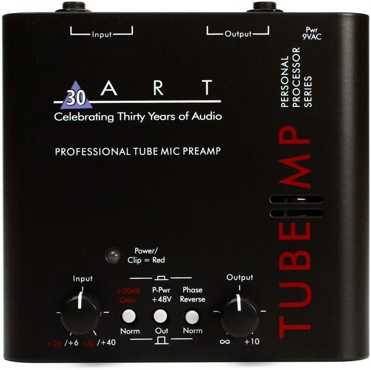 A R T  Tube MP Tube Mic Pre-Amp