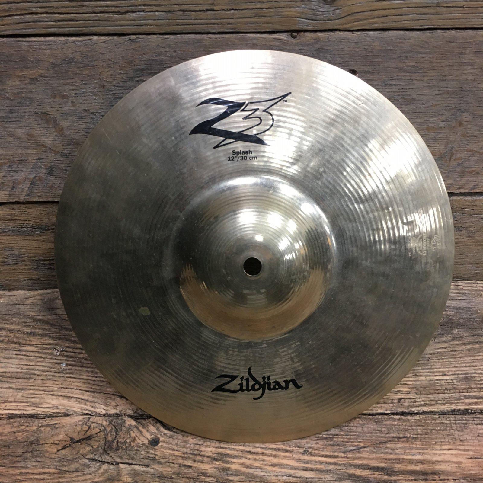 Used Zildjian Z3 12 Splash