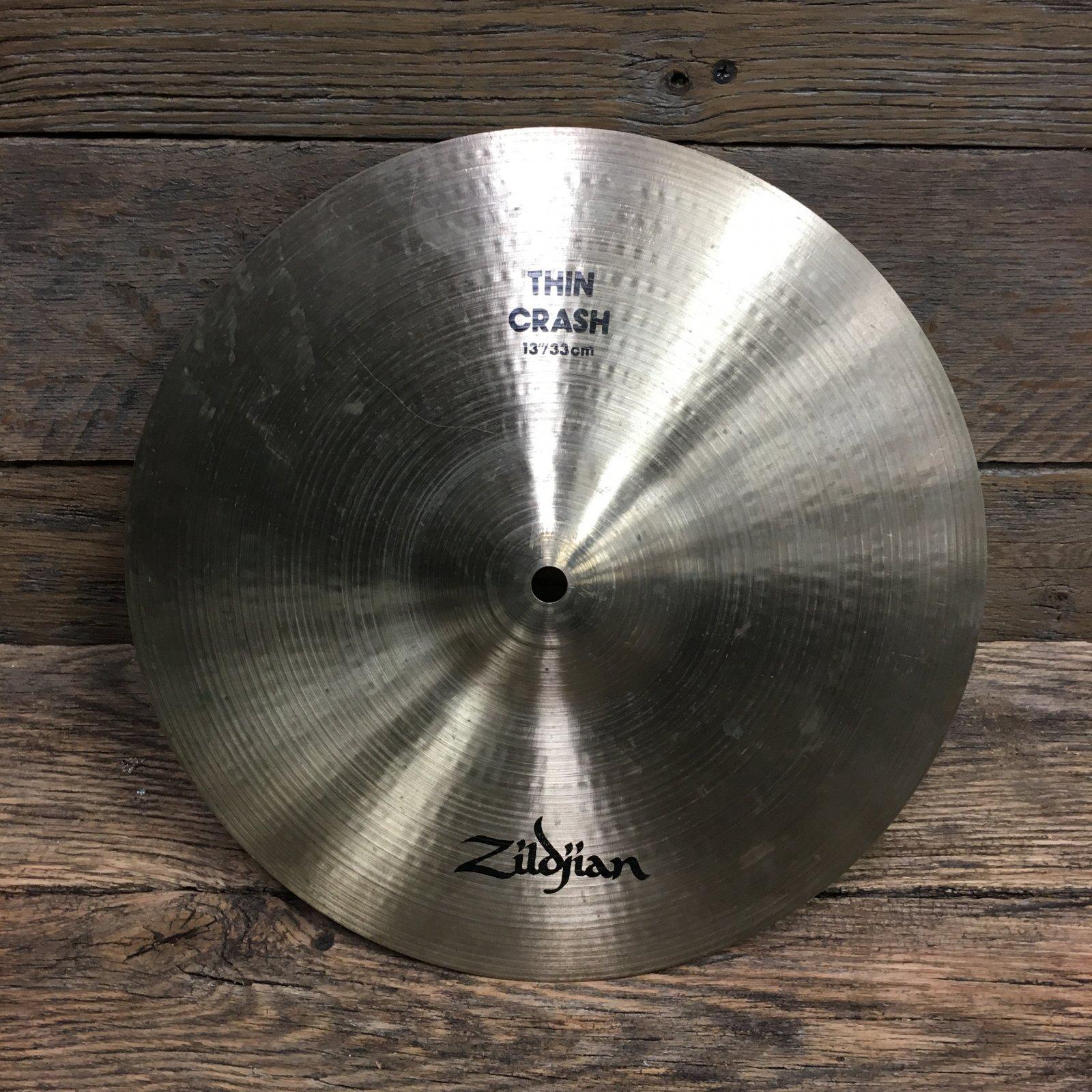 Used Zildjian 13 Thin Crash