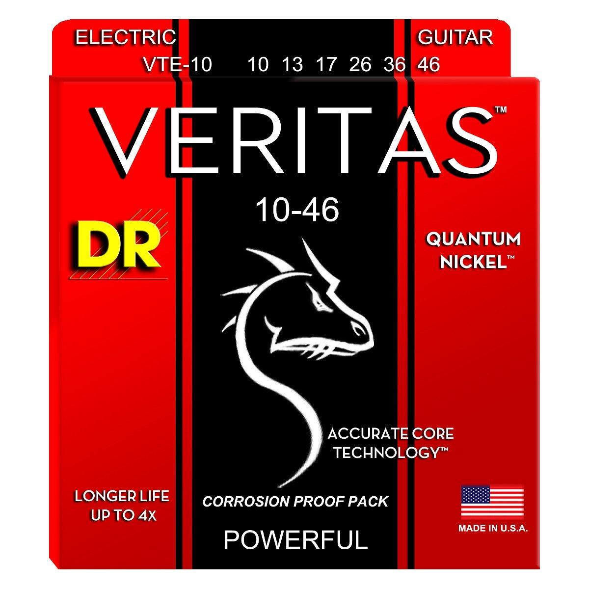 DR VTE-10 Veritas Quantum 10-46