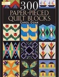 300 Paper Pieced Quilt Blocks