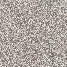 Blushing Peonies Pebble Gray