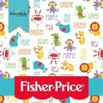 Fisher-Price 2-1/2in Strips, 40pcs