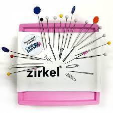 Magnetic Pin Organizer Pink