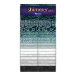 New Shimmer Iceberg 40 - 2.5 Strips