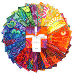 Kaffe Rainbow Stash 2019 - 5 Charm Pack