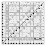 Creative Grids Quilt Ruler 15-1/2in Square