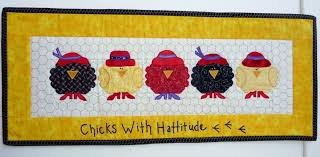 Chicks With Hattitude Kit