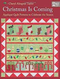 Christmas Is Coming Book
