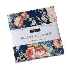 Mackinac Island 5 Charm Pack