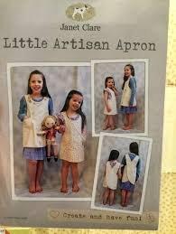 Childrens Artisan Apron
