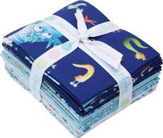 The Pout-Pout Fish 12 Ct Fat Quarter Bundle