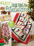 Quilters World Quilting for Christmas