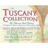 Tuscany Batting Bleached Cotton Crib
