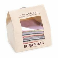 Wool Scrap Bags