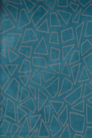 Underground Blues by Janine Burke for Riverwoods Collection : 1761-2