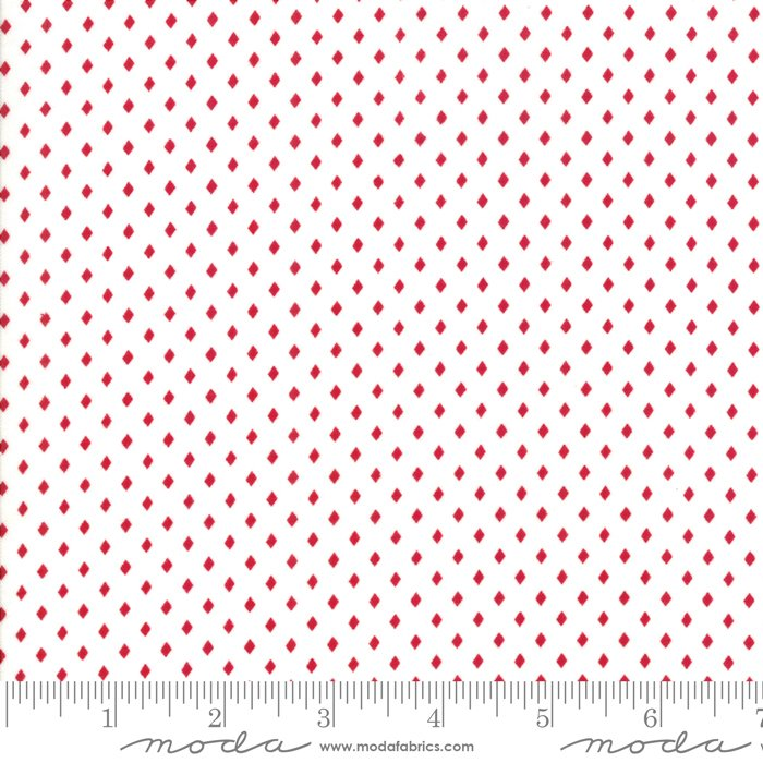 Merry Merry Snow Days fabric by Bunny Hill Designs and Moda Fabrics 2948 16