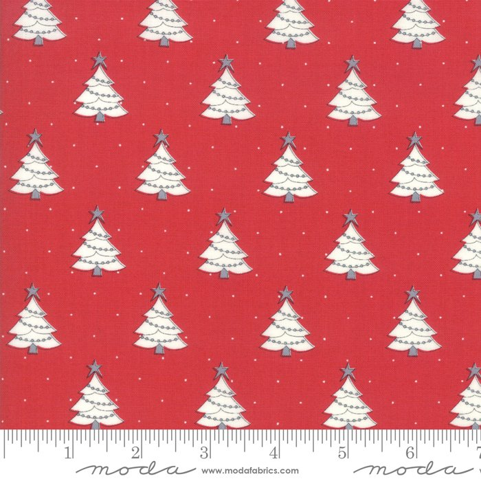 Country Christmas by Bunny Hill Designs for Moda : 2961-14