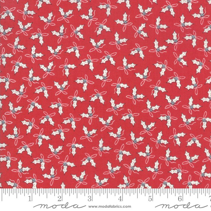 Country Christmas by Bunny Hill Designs for Moda : 2966-15