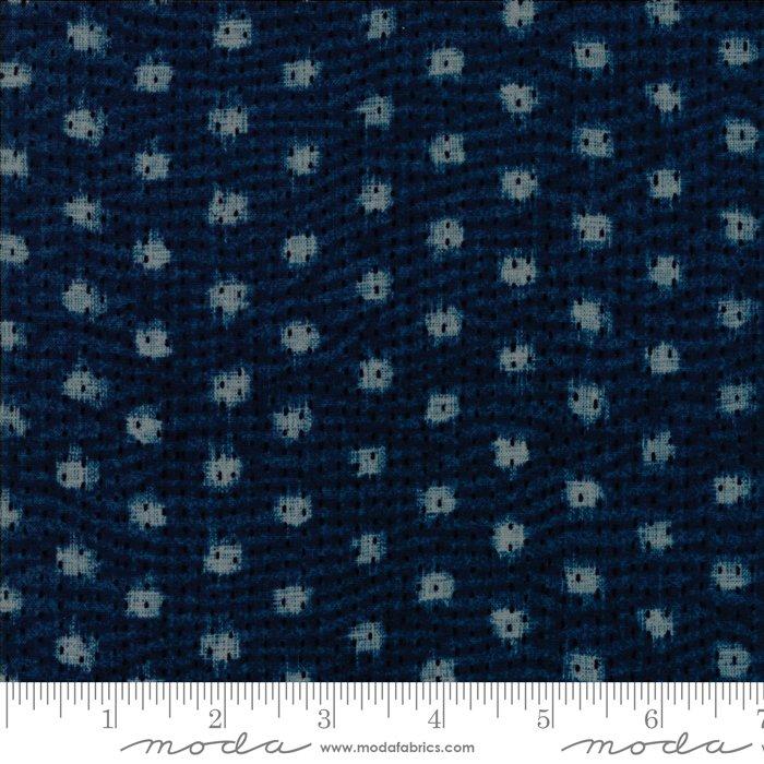 Boro, Sodenaski Woad by Moda : 33402-14