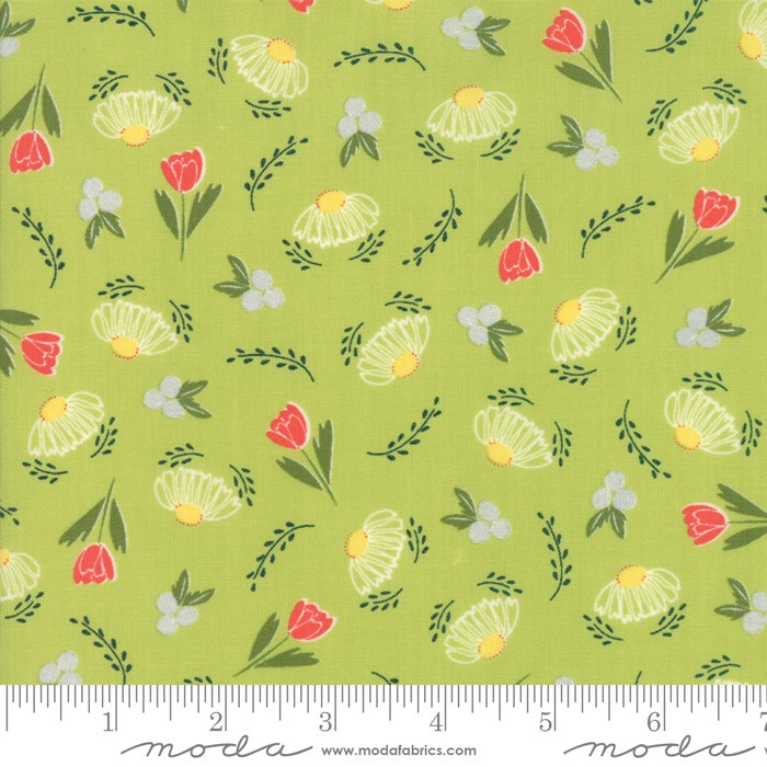 Clover Hollow by Sherri & Chelsi for Moda : 37551-14