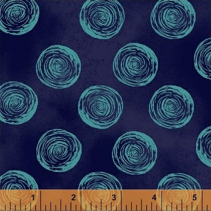 Makers Home by Natalie Barnes for Windham Fabrics : 43149-5