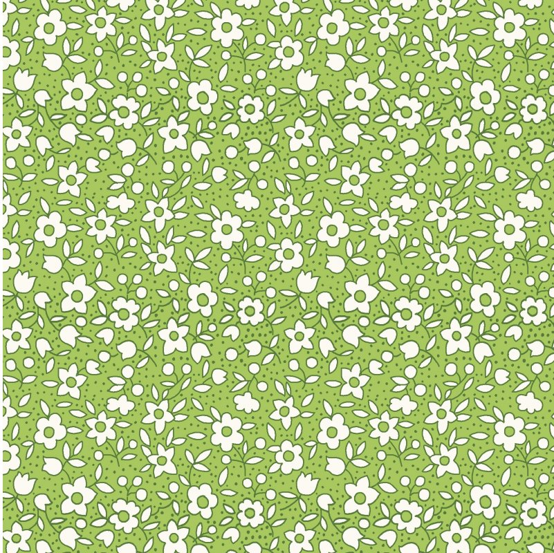 Toy Box IV by Sara Morgan for Blue Hill Fabrics : 8260-005