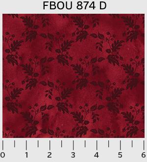 Fall Bounty by P&B Textiles : 874-D