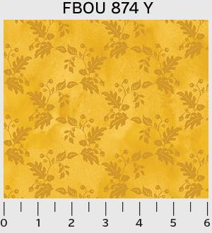 Fall Bounty by P&B Textiles : 874-Y