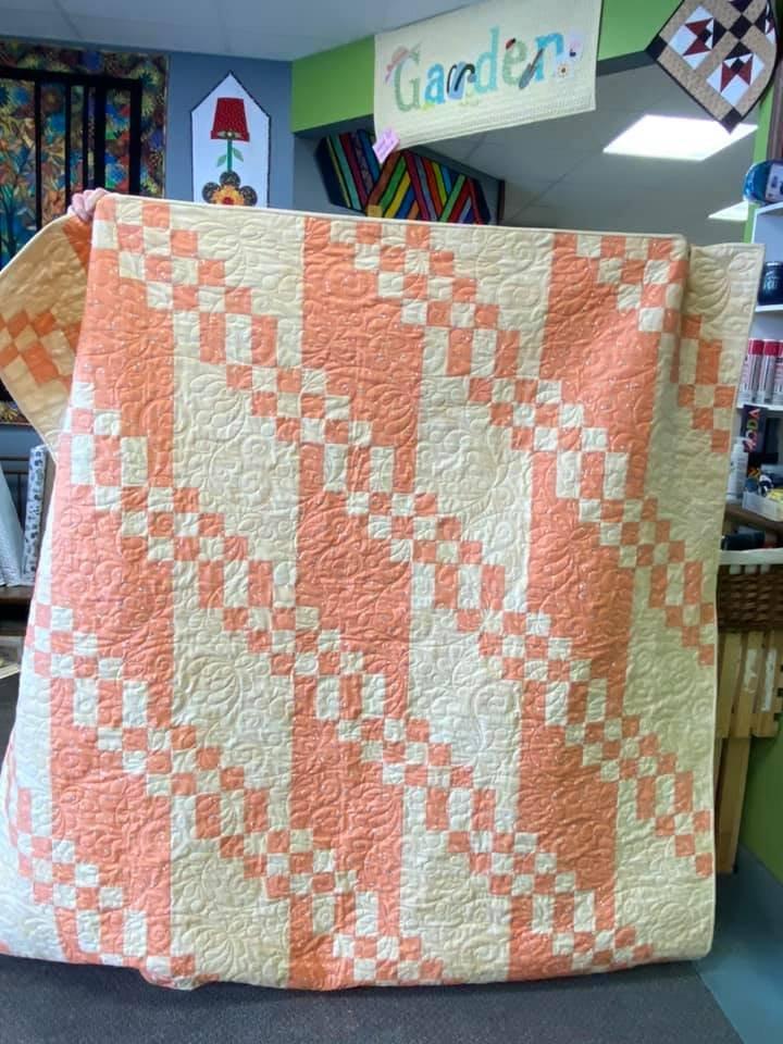 Asparagus Tips fabric quilt kit MCD-AT125