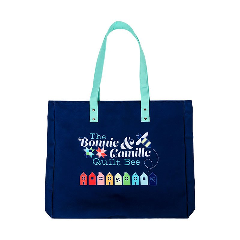 Bonnie & Camille Quilt Bee Tote Bag ISE-766