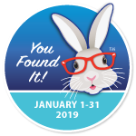 ! You Found It - January !