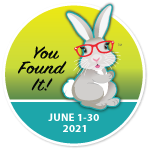 ! You Found It - June !