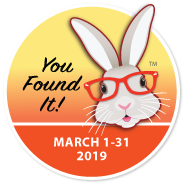 ! You Found It - March !