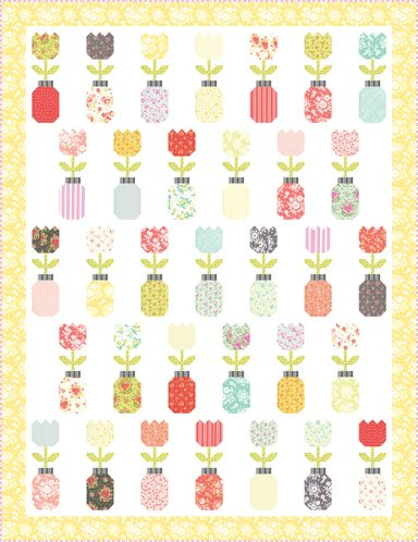 Canning Day fabric kit by Corey Yoder for Moda Fabrics KIT29080