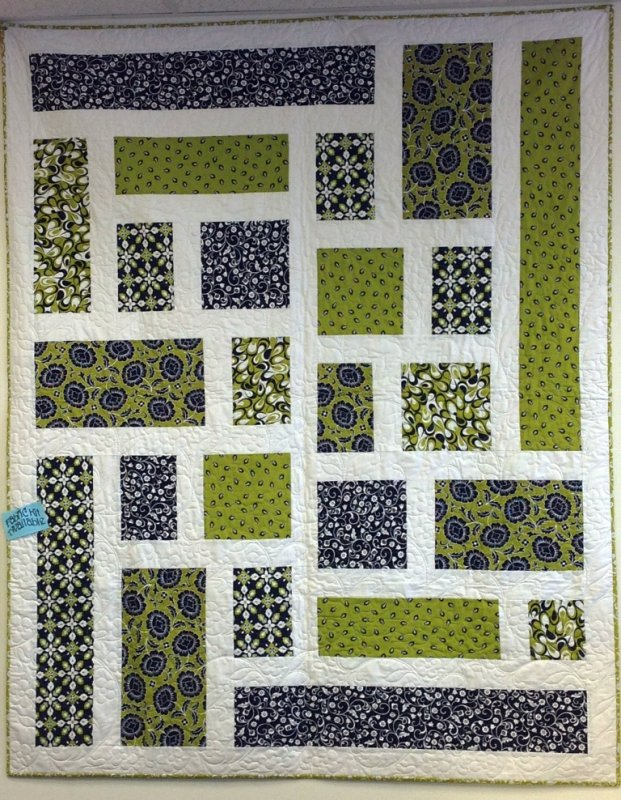 Chatterbox - Fabric Kit by Ribbon Candy Quilt Co. : RCQ523-KIT