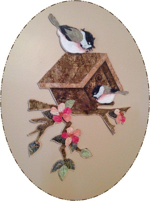 Chick-Chick-Chickadee by Amber Fenton Designs