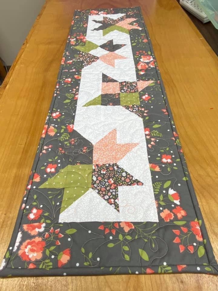 Desert Stars tablerunner fabric kit ATK-194
