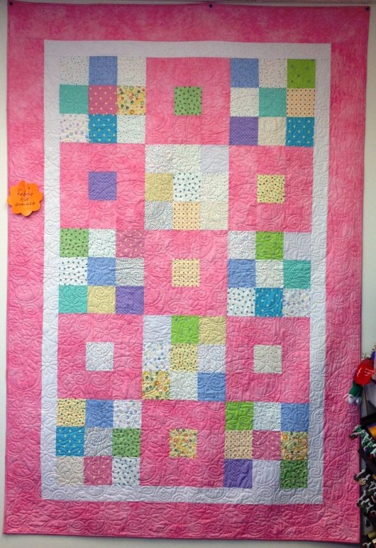 Donut Holes by All Washed Up Quilts : AWU-08-KIT