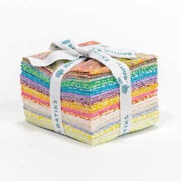 Ketan, Sugar Sprinkles Fat Quarter Pack by Banyan Batiks for Northcott : FQKETAN20-1009