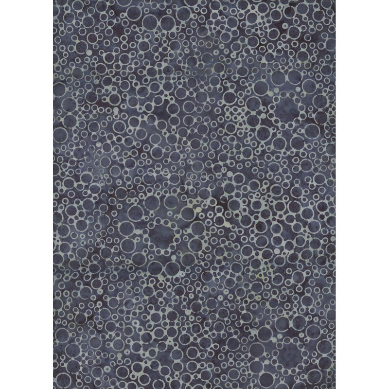 Java Indigo, Bubbles by Fresh Water Designs : FWDIND-007