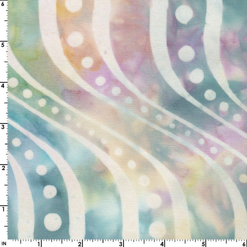 Java Sassy and Subtle, Wavey Lines by Fresh Water Designs : FWDSAS-007