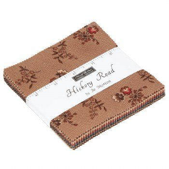 Hickory Road Charm Pack by Jo Morton for Moda : 38060-CP