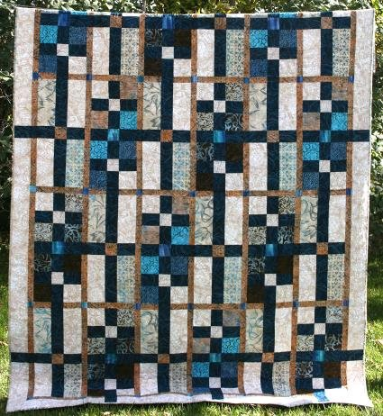 High Rise, Quilting Pattern by Whirligig Designs : HR-WD