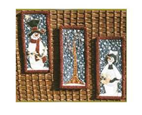 Itty Bitty Flakes by Pearl Louise Designs : 506