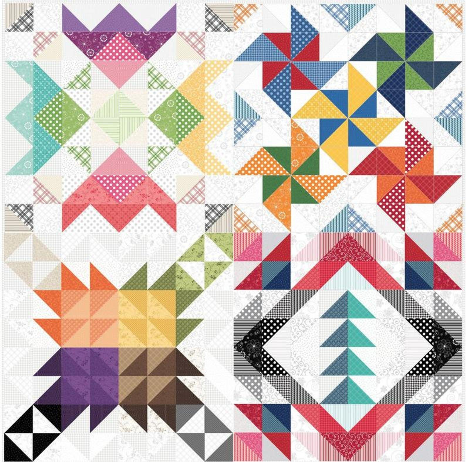 Kimberbell Basics quilt kit by Maywood Studio KIT-MASKBB