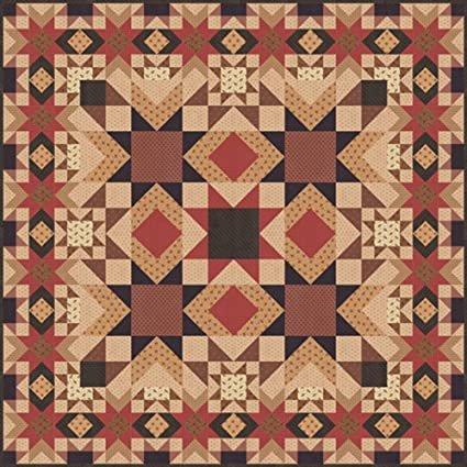 Lancaster quilt kit by Jo Morton for Moda Fabrics KIT 38080